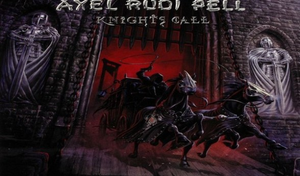 Axel Rudi Pell – Knights Call – cd- Steamhammer / SPV