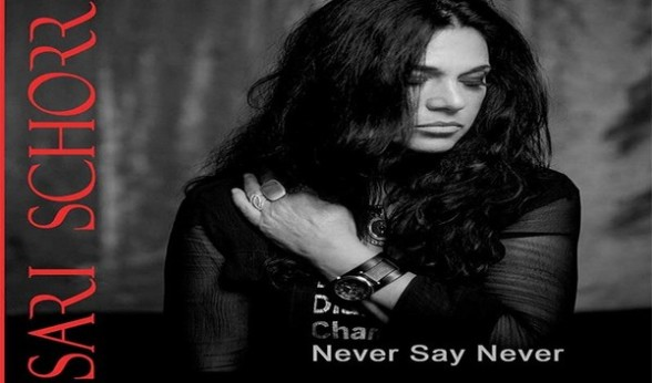 Sari Schorr – Never Say Never -cd – Manhaton