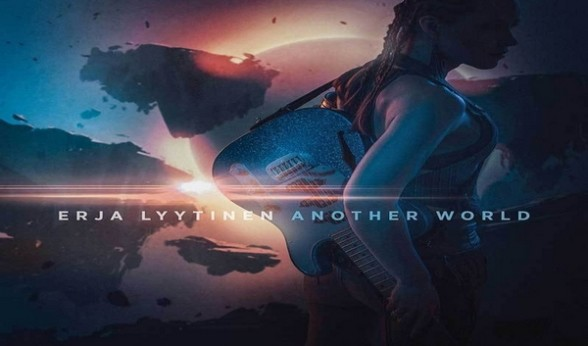 Erja Lyytinen – Another World – cd & lp – TUOHI Records – Bluesland Productions