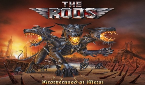 The Rods – Brotherhood Of Metal – cd – Steamhammer/SPV
